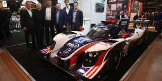 Hugo de Sadeleer joins United Autosports in the LMP2 category