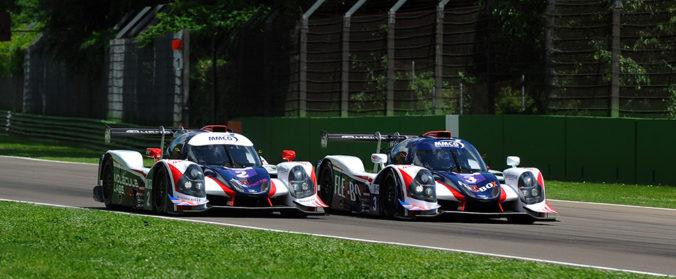 The European Le Mans Series season