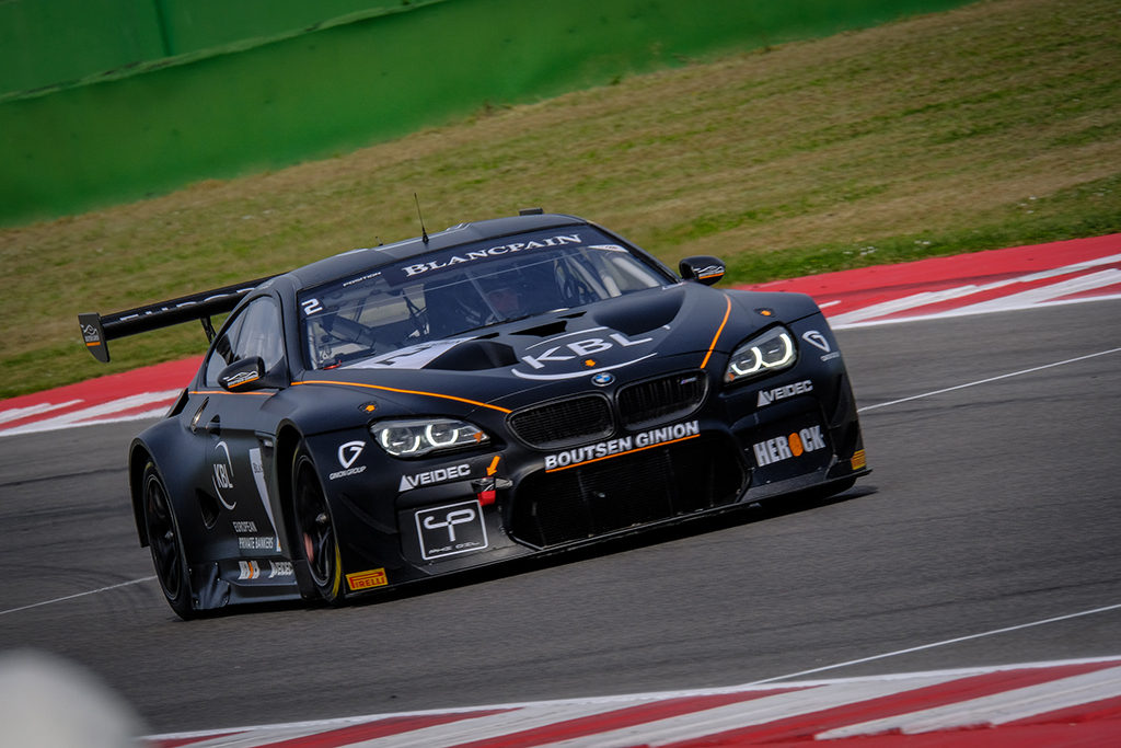 arim Ojjeh begins Blancpain GT Sports Club 2017 season
