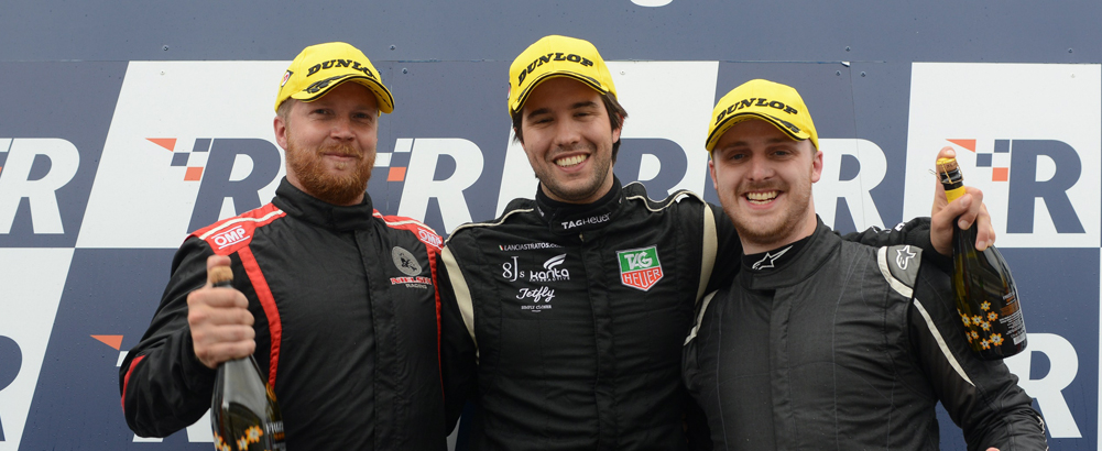 Jérôme De Sadeleer Dominates At Rockingham To Lead SR1 Cup Standings