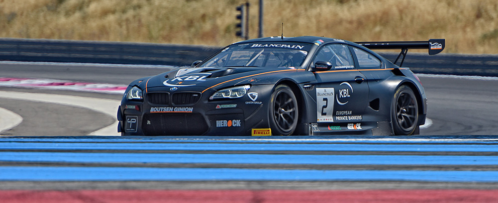 Paul Ricard – Mercs too quick!
