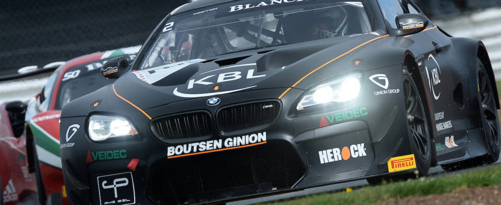 Blancpain GT Sports Club heading to the 24H of SPA