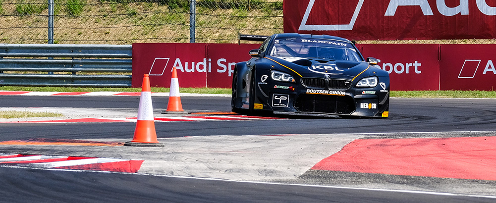 Blancpain GT Sports Club: Karim Ojjeh vengeful in Barcelona