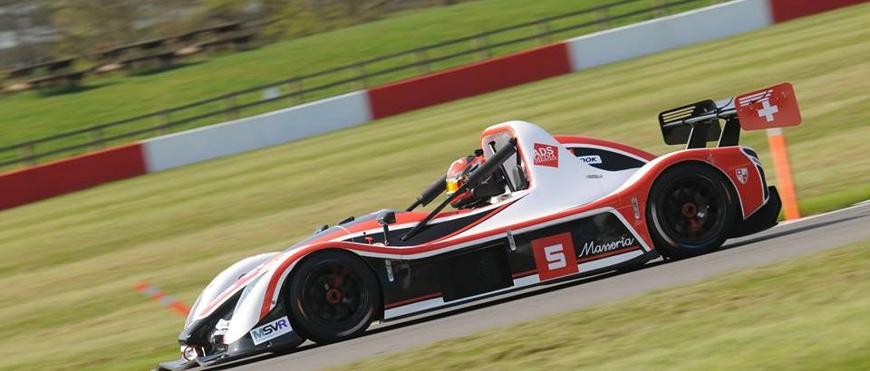 A great weekend for Jerome de Sadeleer at Spa-Francorchamps