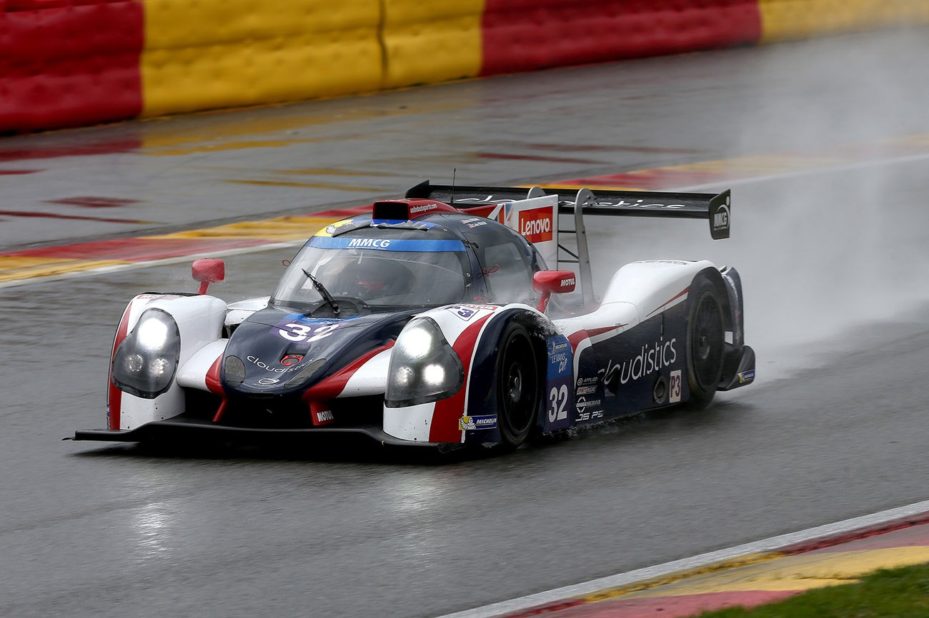 Hugo de Sadeleer - 4 Hours of Spa-Francorchamps