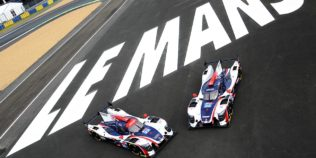 24 Hours of Le Mans - Hugo de Sadeleer
