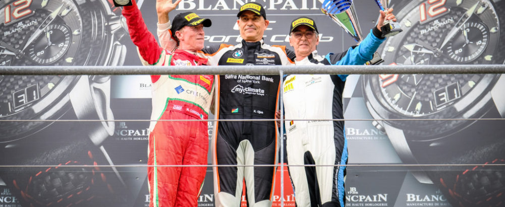 Blancpain GT Sports Club : conclusion of the fourth season