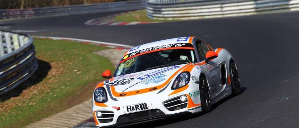 Hugo will compete in the VLN Endurance Championship race 1 & 2