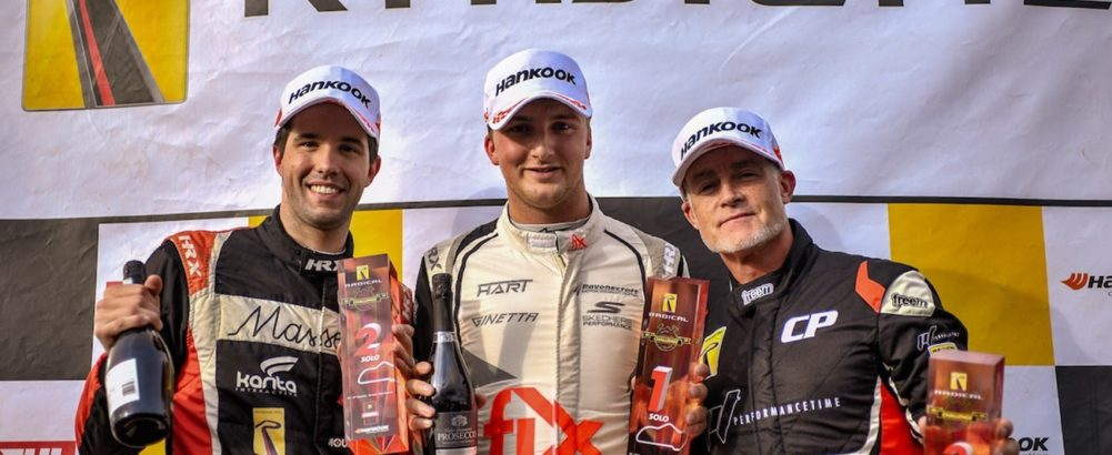 Radical Challenge – An exciting end of the season for Jerome