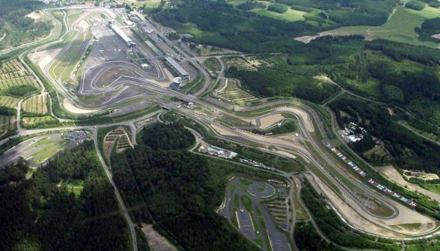 Nürburgring… race weekend…