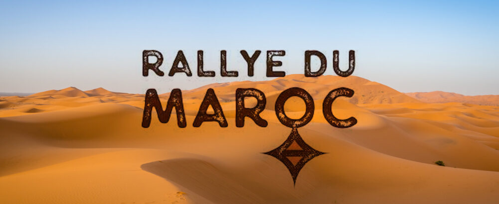 A new adventure for Jerome at the 2021 Rallye du Maroc !