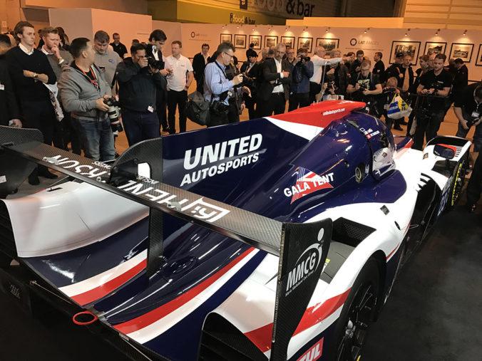 Hugo de Sadeleer rejoint l'équipe d'United Autosports en LM P2