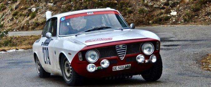 Alfa Romeo 1600 Sprint GT