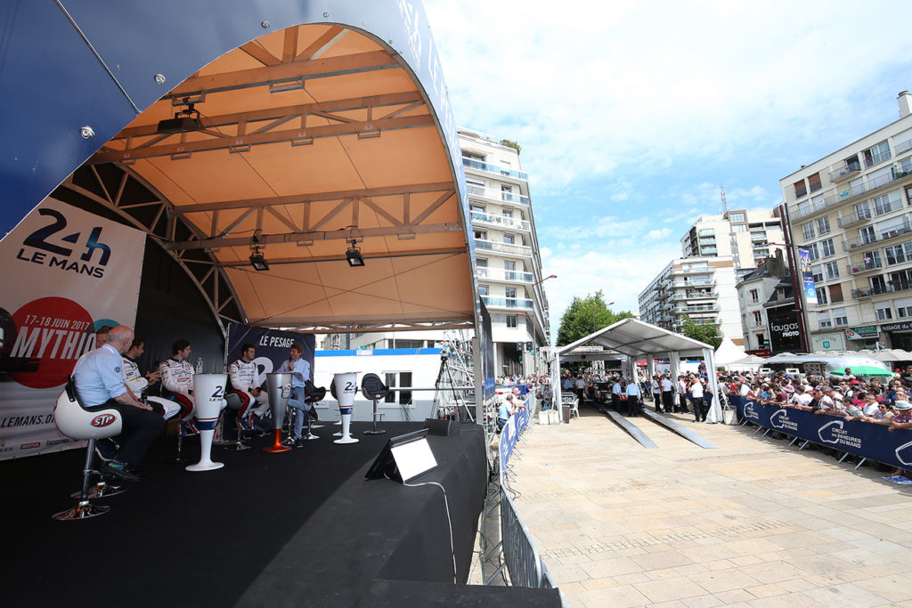 24 Heures du Mans – Vérifications techniques pour Hugo