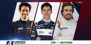 United Autosports aux 24 Heures de Daytona