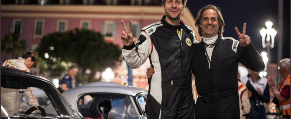 Raphaël Favaro et Yves Badan remportent le Tour Auto 2018