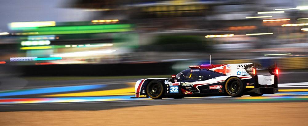 Hugo décroche une belle 5e place en LMP2 aux 24 Heures du Mans