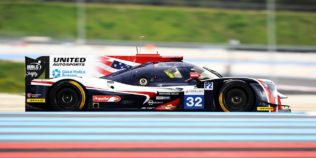 #32 William Owen / Hugo de Sadeleer / Wayne Boyd UNITED AUTOSPORTS D Ligier JSP217 - Gibson