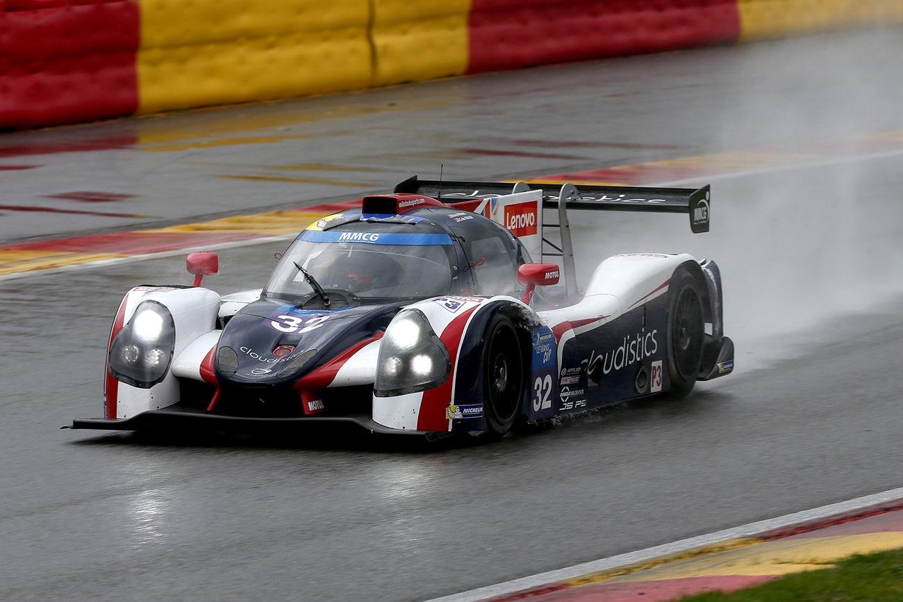 Hugo de Sadeleer - 4 Heures de Spa-Francorchamps