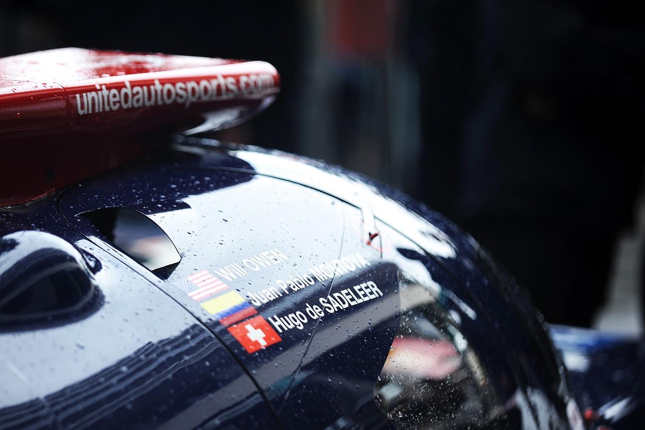 24 Heures du Mans - Hugo de Sadeleer