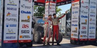 Baja Spain victory of Jerome De Sadeleer