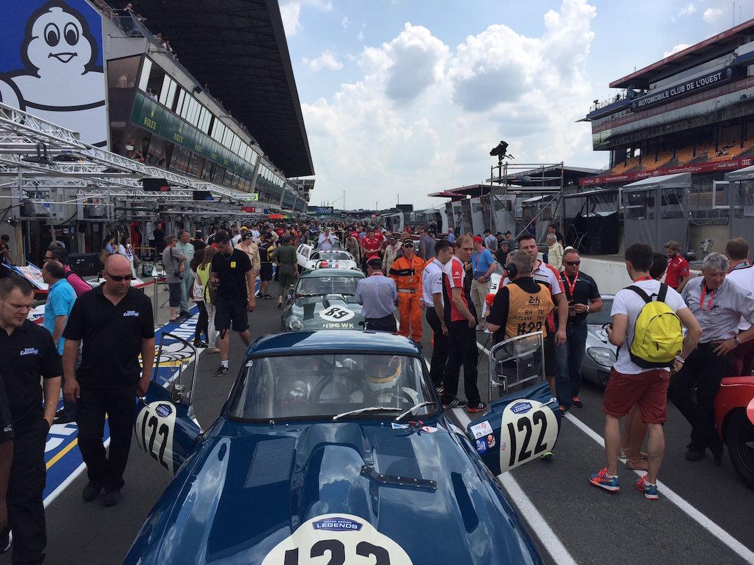 siamak siassi Le Mans legend 1