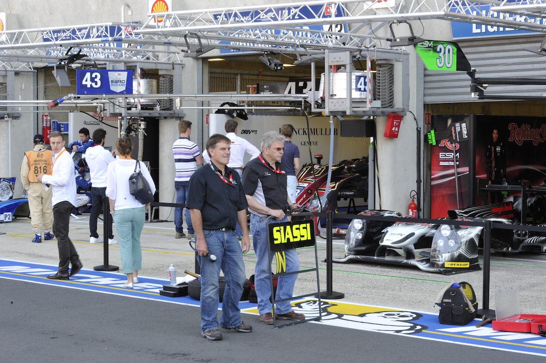 siamak siassi Le mans Racer 2