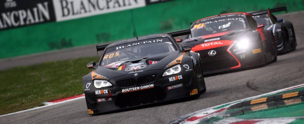 Karim Ojjeh : my weekend race at Monza !